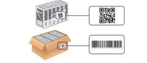 сканирование продукции на складах