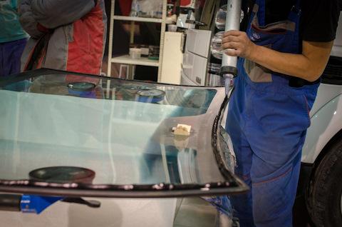 Экспертиза лобового стекла автомобиля
