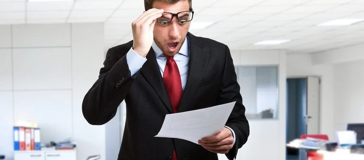Юридическая ответственность за нарушение правил документооборота